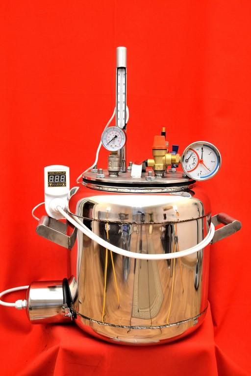 Автоклав для домашнего консервирования купить украина самогонный аппарат дополнительное устройство